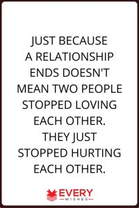 Love Quotes End Of Relationship | Hover Me