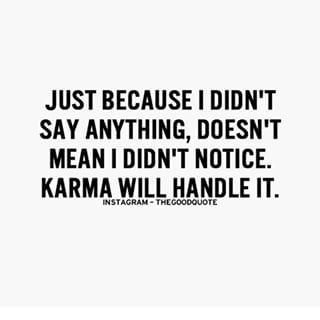 Karma Quotes Tumblr Google Search