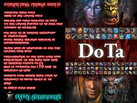 Fast Dota  Quotes Funny Tagalog