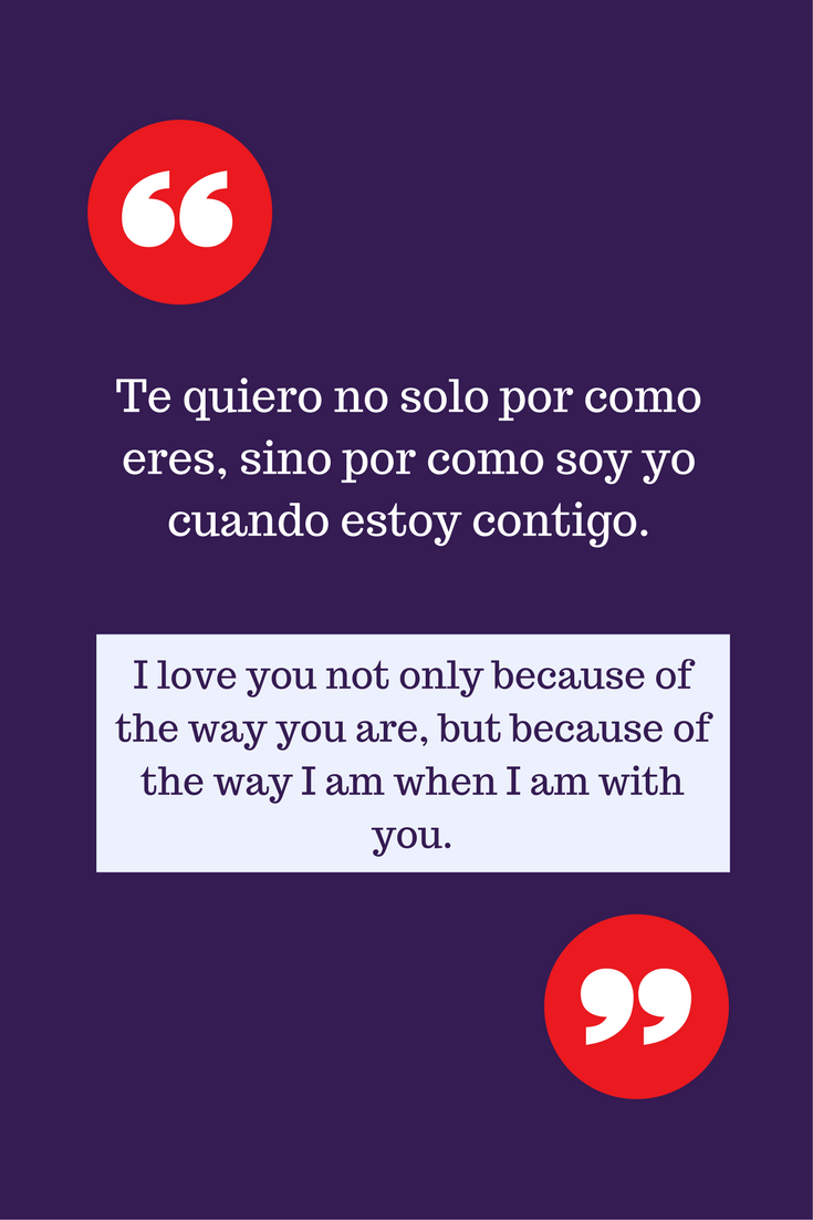 Meaningful Quotes About Love  Beautiful Spanish Love Quotes That Will Melt Your Heart