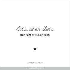 Trauspruche Zitate Hochzeit Liebe Gluck Schon Ist Liebe