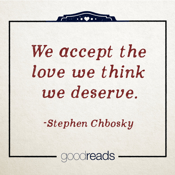 Stephen Chbosky Quotes Quotable Quote