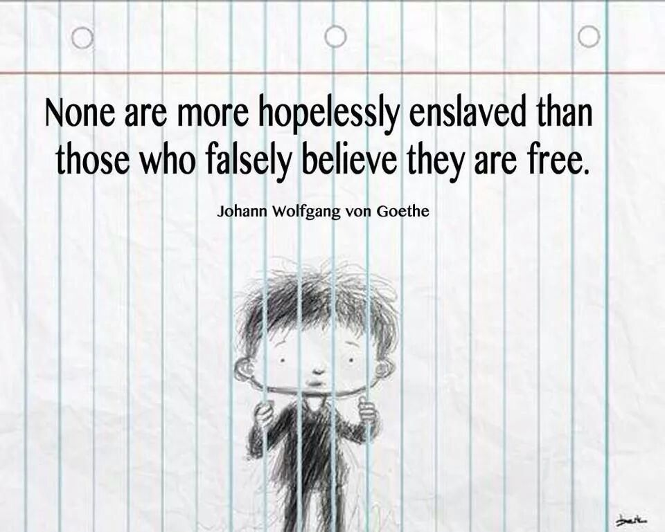 Religion Enslaves The Mind Lds No More Quotes