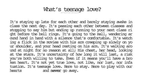 I Love All Of This So Perfect Thinkin Of A Certain  C B Young Love Quotes Age