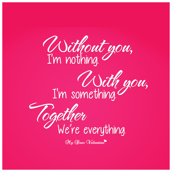 Cute Romantic Love Quotes For Him