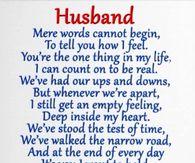 Husband I Love You