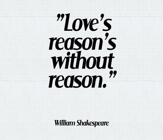 Shakespeare Quotes On Love