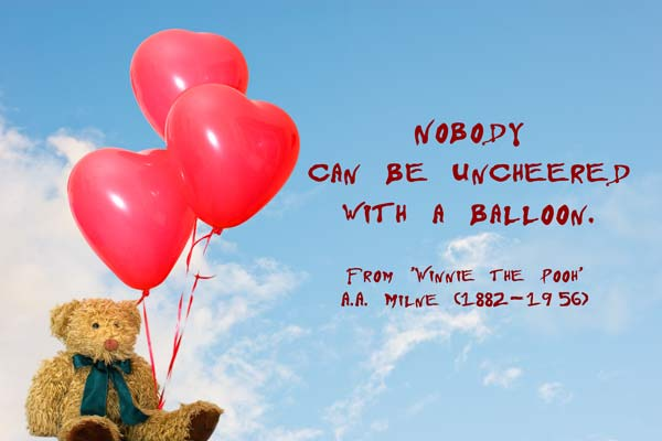 Quotes About Balloon