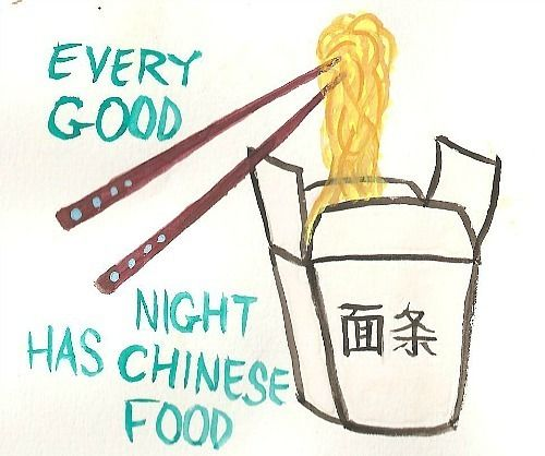 L Love Chinese Food