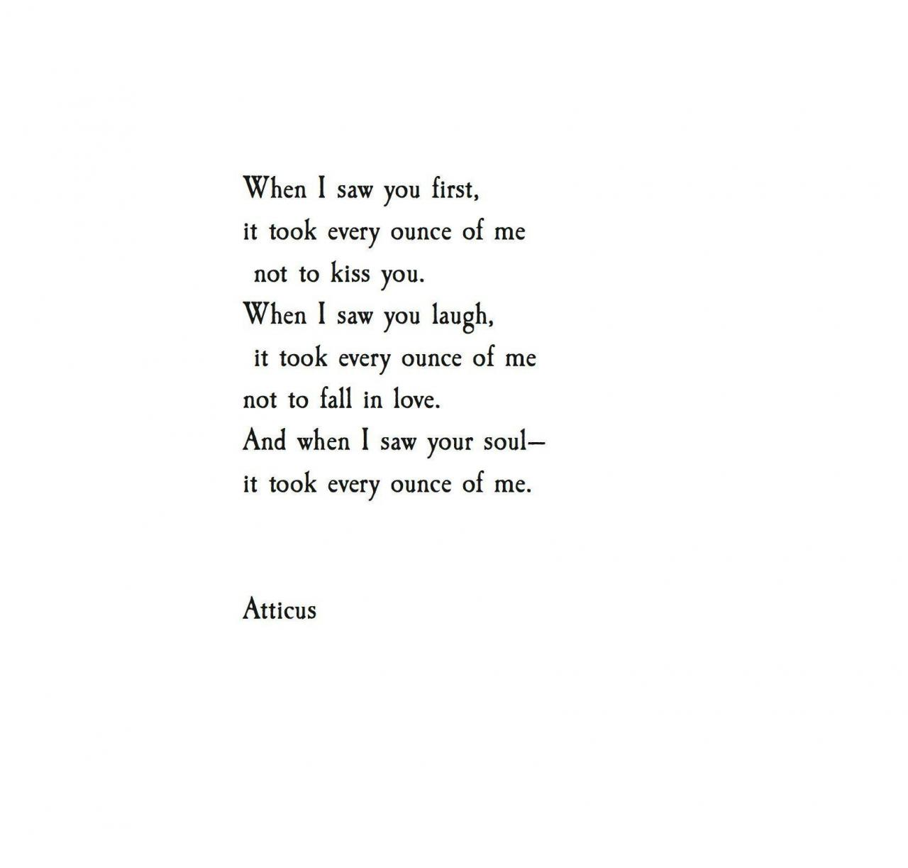Atticus Poetry On Twitter  Quotespoem Quoteswise Quotesnew Love Quotessweet