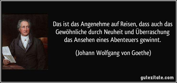 Goethe Zitate Reisen Google Suche