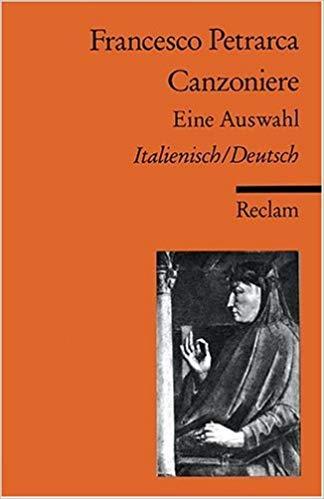 Canzoniere Eine Auswahl Italienisch Deutsch Amazon De Winfried Tilmann Francesco Petrarca Bucher