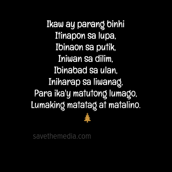 Tagalog Motivational Quotes