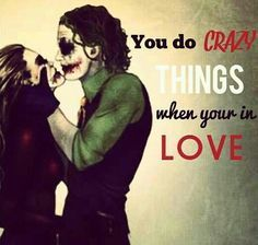 The Joker And Harley Quinn Google Search Crazy Lovemad