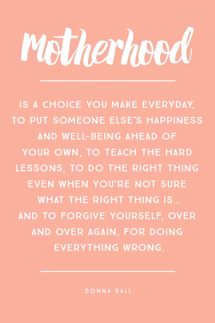 Inspirational Quotes For Mothers Day