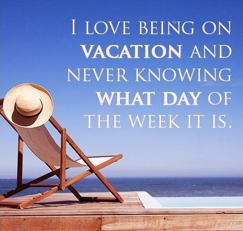 Vacation  C B I Love