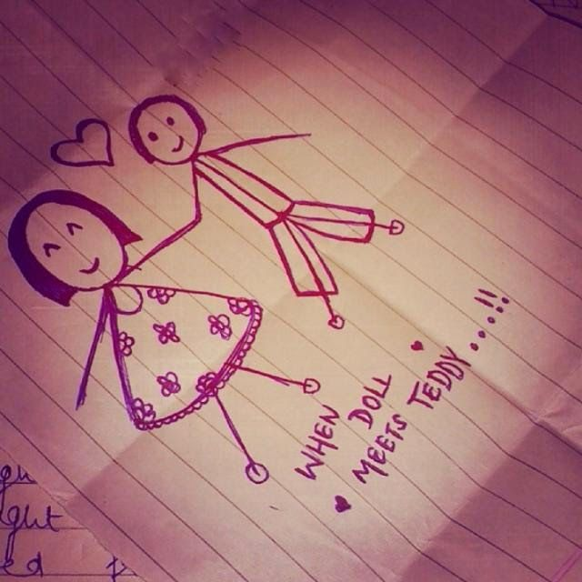 Cute Love Sweet Display Picture For Whatsapp