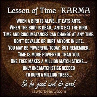 Karma Pictures P Os And Images For Tumblr Pinterest And Twitter