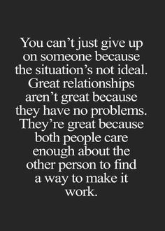 This Is Sooo True In Any Type Of Relationship Especially A Marriage Decision Commit Invest Fight For Each Other If You Are Fighting For Yourself