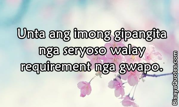 Love Quotes For Him Bisaya Toqyatuv