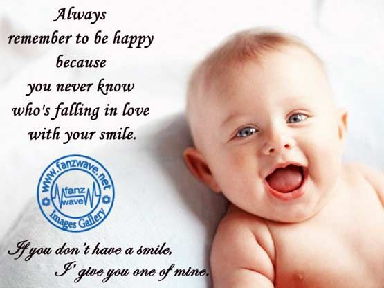 Pictures And Quotes On Smiles Quotes Love Luagh Smile Images Baby Babies Young Wallpaper Quotes
