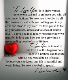 To Love You Love Quotes