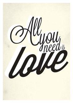 Beatles Love Quotes Wedding
