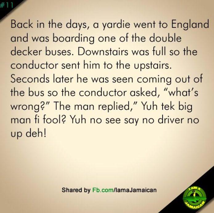 Jamaican Jokes