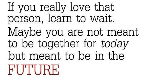 Patience Love Quotes