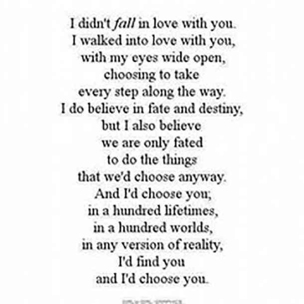Most Romantic Love Quotes To Use In Your Wedding Vows Destiny Wedding Vows And Relationships