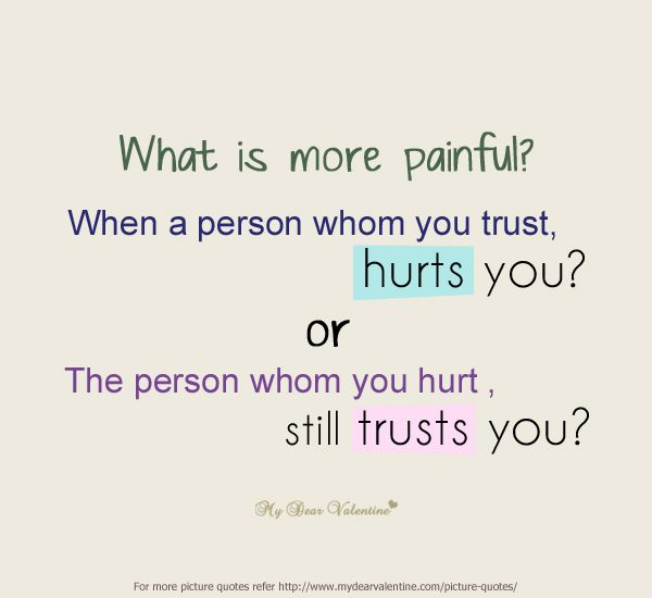 Trust Can Bring On So Much Love When Its Real So Much Pain When Broken One Of Those Words With Great Meaning Behind It