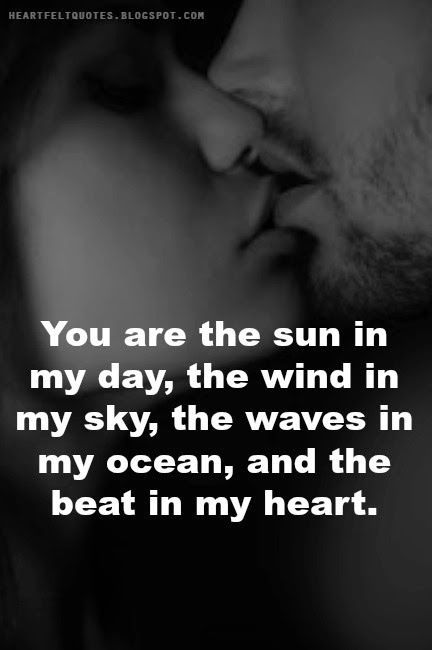 You Are The Beat Of My Heart More Beautiful Love Quotesi