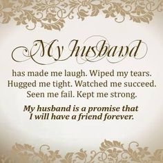 Quotes About Love My Husband Is A Promise Happy Wives Club Quotes Daily