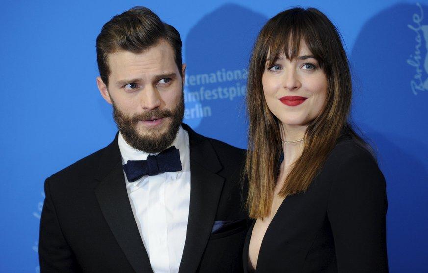 Goldene Himbeeren Fifty Shades Of Grey Ist Der Schlechteste Film Des Jahres
