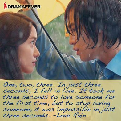 K Drama Quotes About True Love