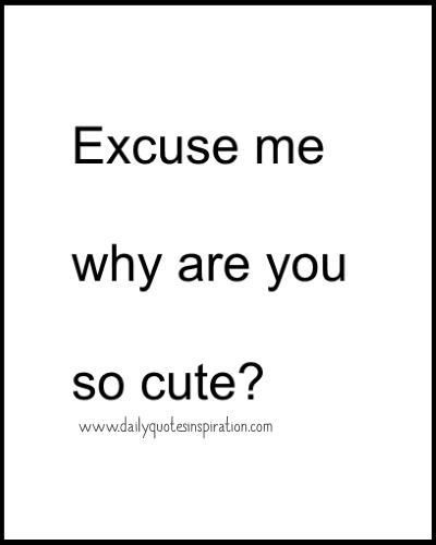 Top  Cute Quotes For Your Crush To Make Her Smile More Cute Funny Love