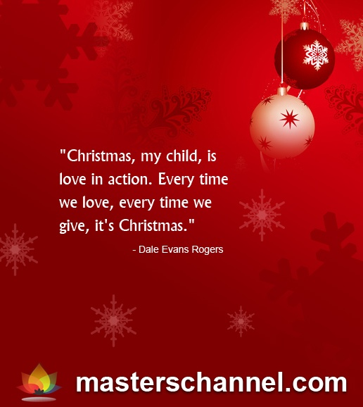 Christmas Is Love In Action Livelovelearn Www Thewriteteachers Com