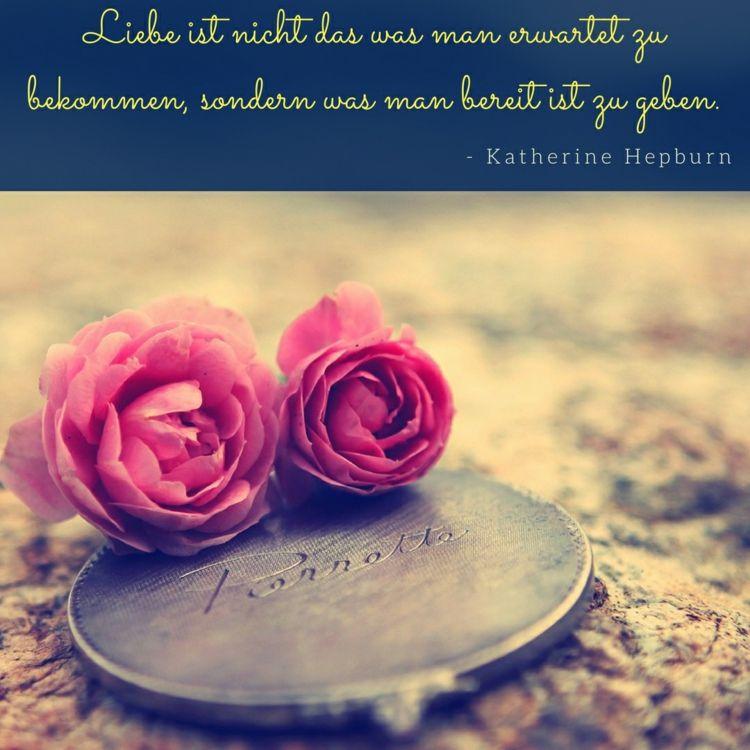 In Der Liebe Geben Nicht Nehmen Katherine Hepburn