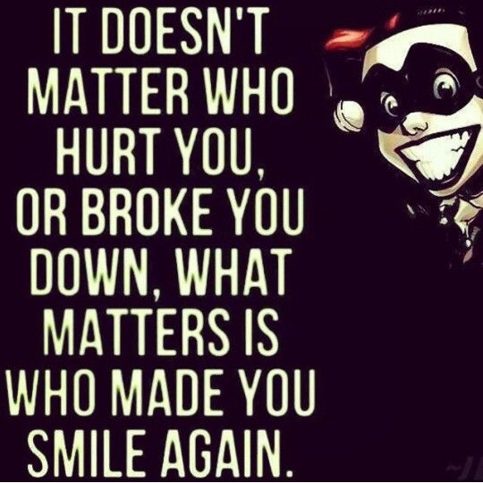 She Has An Amazing Point Joker Love Quotesnerdy