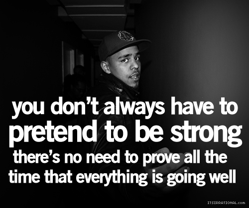 Quotes About Life J Cole