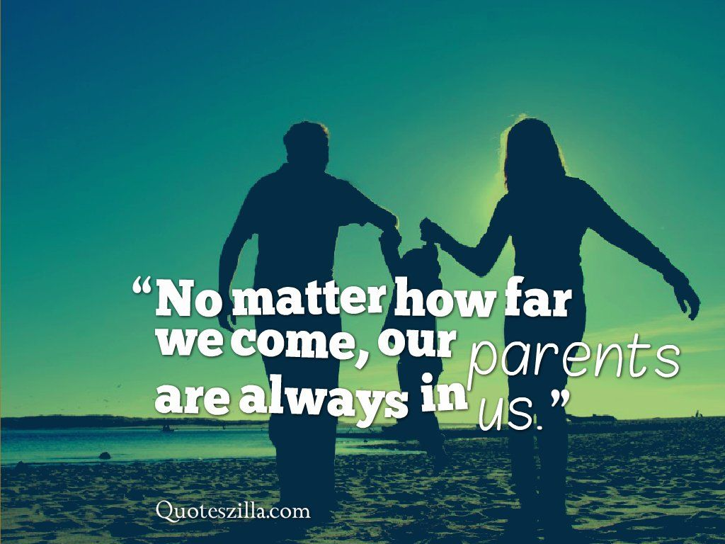 Caring Quotes About Parents