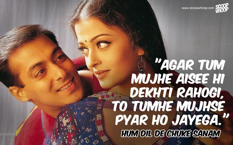 Bollywood Romantic Dialogues That Will Make You Fall In Love All Over Again