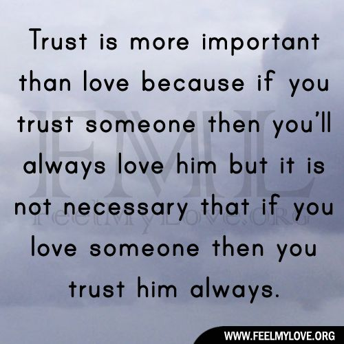 Trust Him Quotes Feel My Love Via Relatably Com