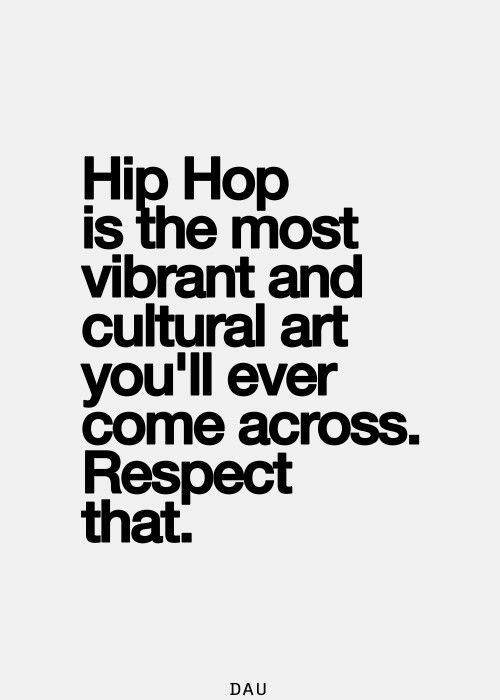 A What Genre Of Music Does She Like She Likes Hip Hop The Most