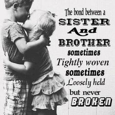 Bound Together They Love Each Other Miss Each Other And This Distance Make Special Feelings Among Both Tag Mention Your Brother And Sister  F F  B  F F  A F F  C  F F  D