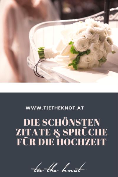 Schonsten Zitate Und Spruche Zur Hochzeit