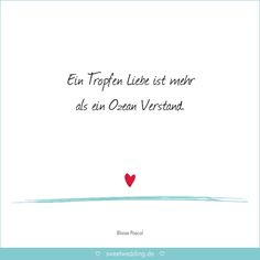 Trauspruche Zitate Hochzeit Liebe Gluck Ein Tropfen Liebe Ist Mehr