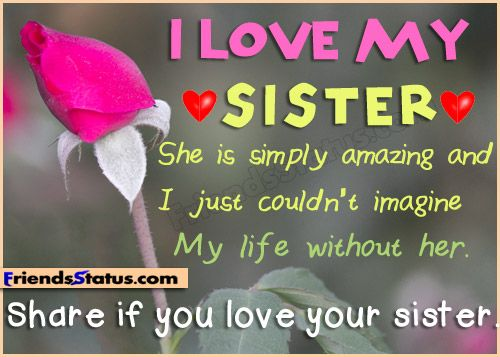 Sister Quotes For Facebook Quotesgram