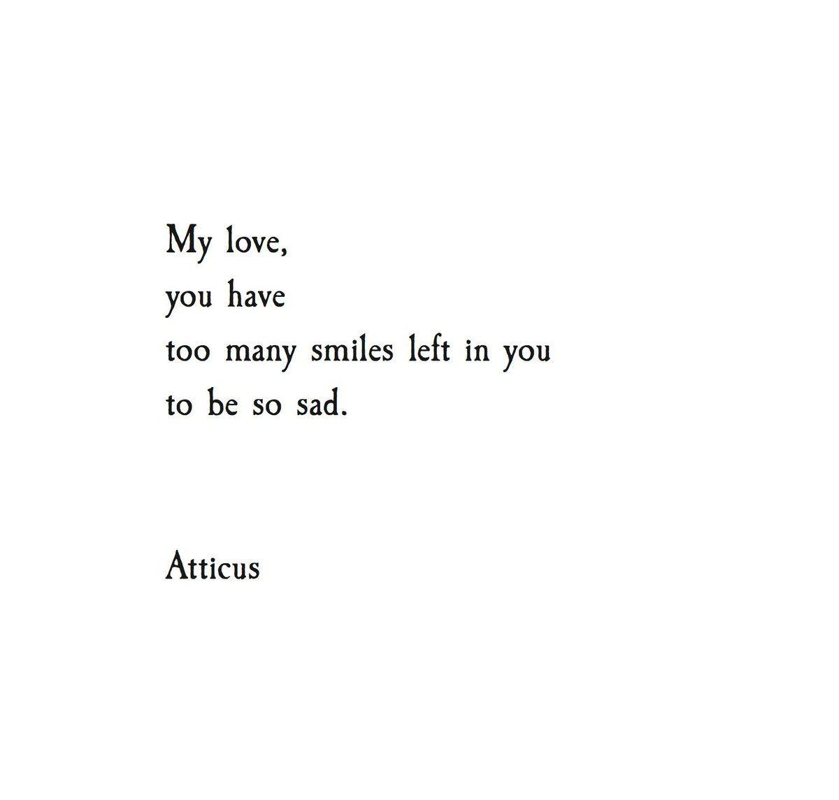 Deep Quotes  C B Atticus Poetry Atticuspoetry Twitter