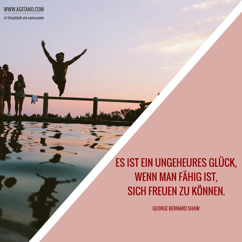 Gluck Freude Motivation Leben Show